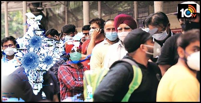 coronavirus in india mha puts six states on alert