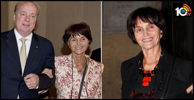 coronavirus in spain Princess Maria Teresa of Bourbon-Parma has sadly passed away