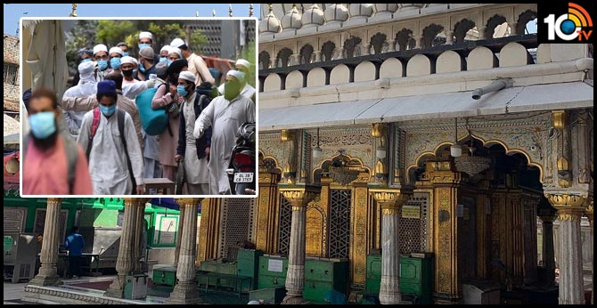 coronavirus nizamuddin markaz masjid sealed