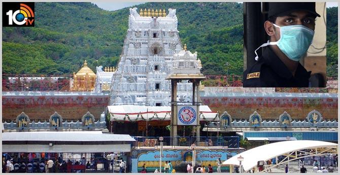 coronavirus scare unwell devotees asked to skip trip to tirupati