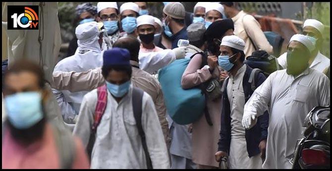 delhi nizamuddin tension for telangana, coronavirus positive cases may increase