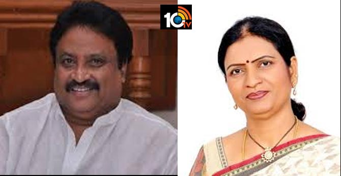 dk aruna, jitender reddy in race for bjp president post