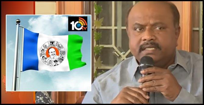 ex-MLA Panchakarla Ramesh babu resigns for TDP