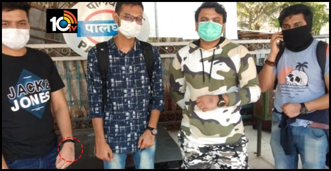 four coronavirus suspects escape from quarantine caught in garib rath express train in maharashtra