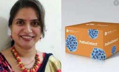 Meet the woman behind India's first covid testing kit