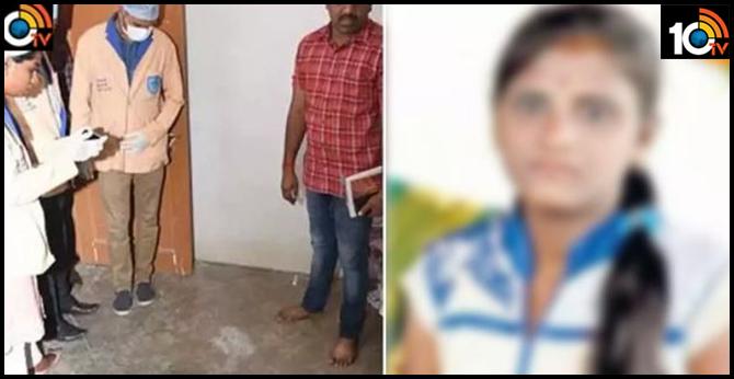 new twist in karimnagar inter student radhika murder case