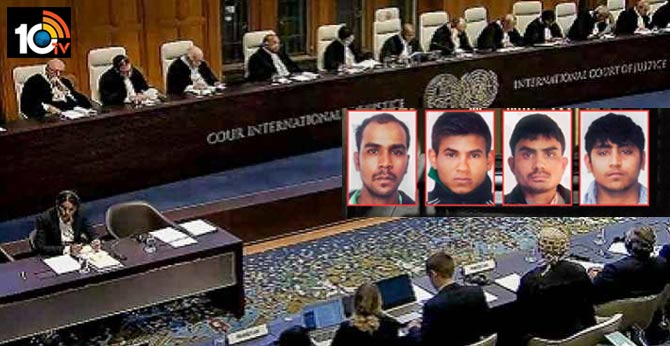 Three Nirbhaya convicts move International Court of Justice for stay on death sentence