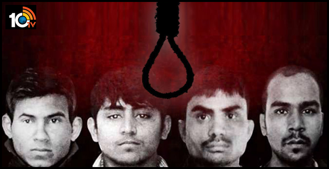 nirbhaya case delhi court fixes fresh date march-20 for execution of 4 convicts