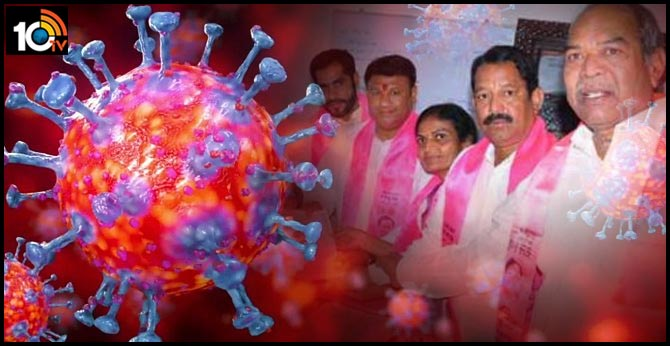 nizamabad party leaders not caring coronavirus rules