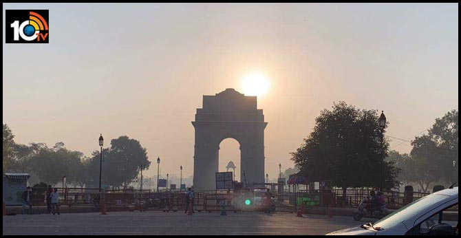 pollution controlled in delhi india lockdown