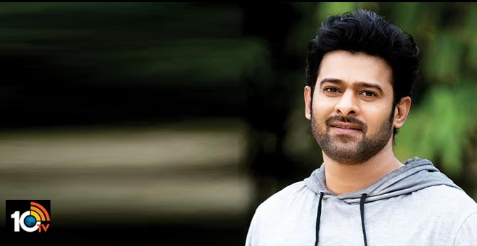 Young Rebel Star Prabhas Contributes Rs 50 Lakhs For The Welfare Of Cine Workers