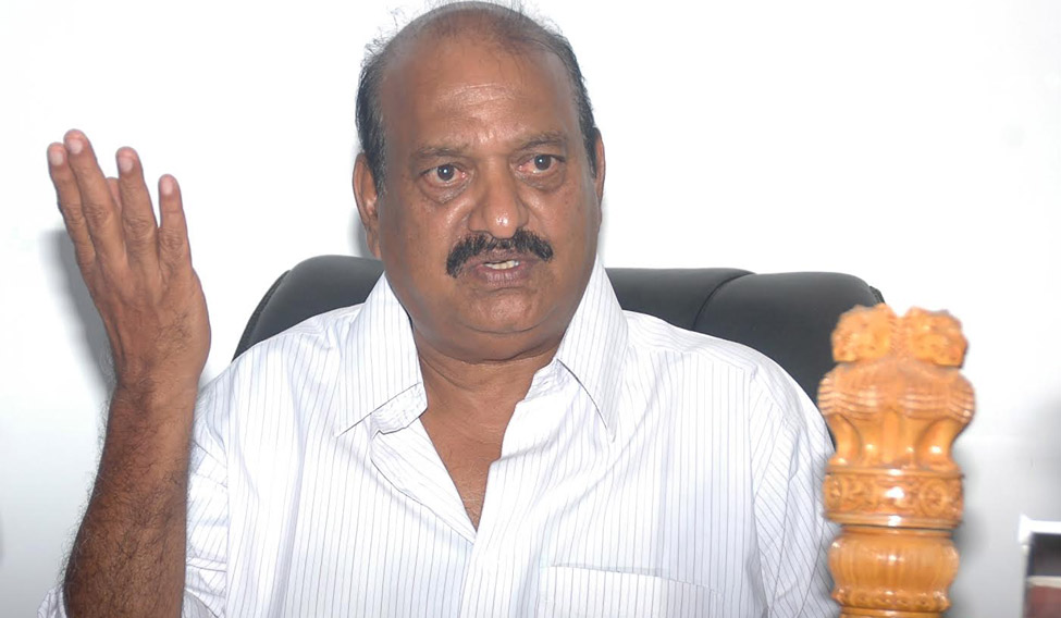 jc prabhakar reddy submits nomination as a counsellor