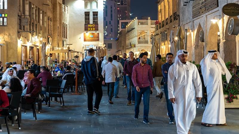 Qatar's coronavirus cases jump by 238 in one day