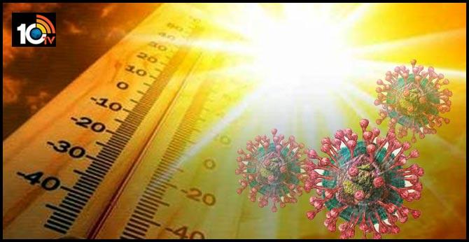 If the summer seasson starts the corona virus will decrease