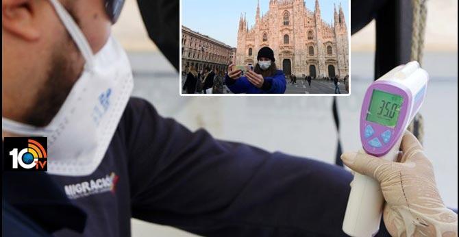 Italy Puts Quarter Of Its Population Under Lockdown Amid Coronavirus Fear