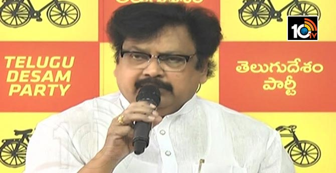 tdp leader varla ramayya knows about result in local body election