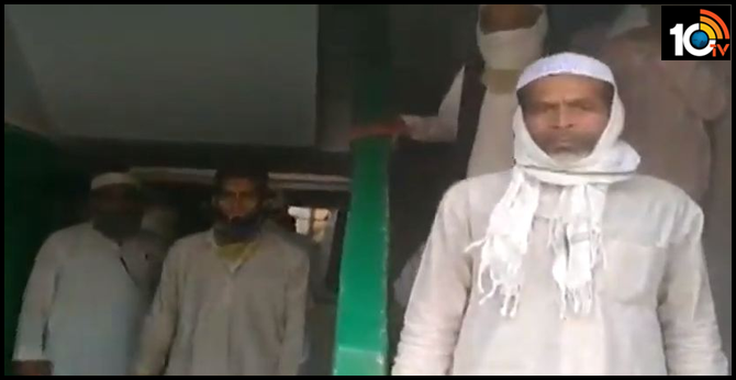 12 Jamaat members hiding in Lucknow Cantonment mosque
