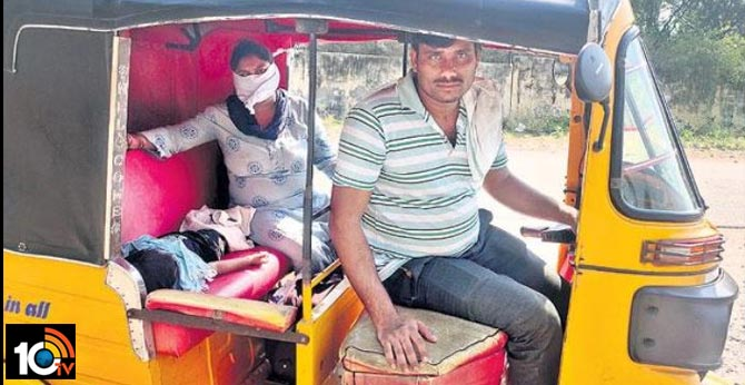 A Family man faces lock down problems with his family for 36 hours in Warangal