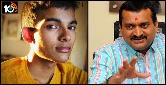 Bandla Ganesh About Akira Nandan