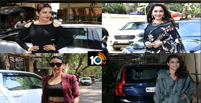 Bollywood Popular Actresses Their Luxurious Rides, have a look once