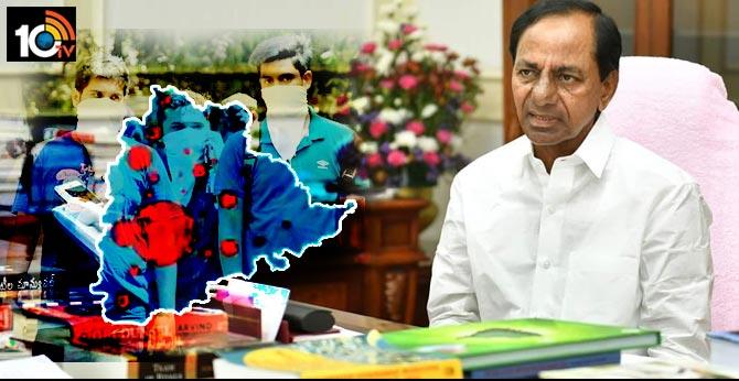 CORONAVIRUS IN TELANGANA Interested in the decision of Telangana Cabinet