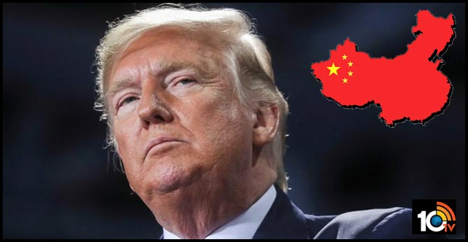 Trump hints at consequences for China's misinformation on COVID-19