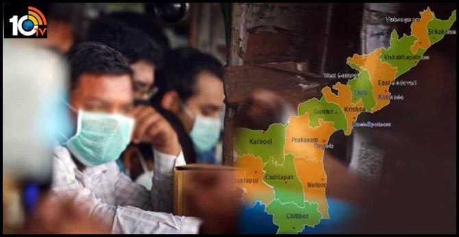 Corona Fever in AP Guntur high cases