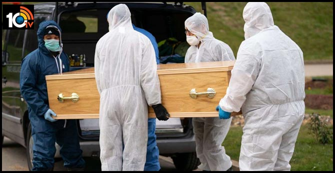 Coronavirus: Family unable to attend 13-year-old boy's funeral