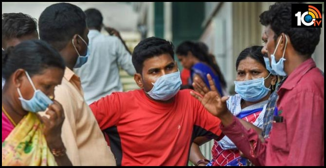 Coronavirus No mask rs 1000 fine in guntur