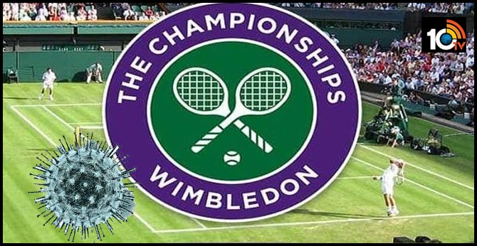 Coronavirus Wimbledon 2020 Cancelled