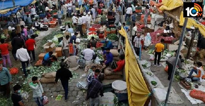 Covid-19: Odd-even rules for sale of vegetables at Delhi's Azadpur mandi from Monday