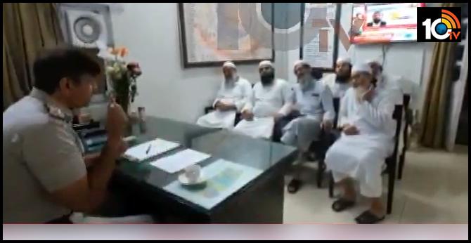 Delhi Police warns Nizamuddin Markaz members to vacate, follow lockdown guidelines
