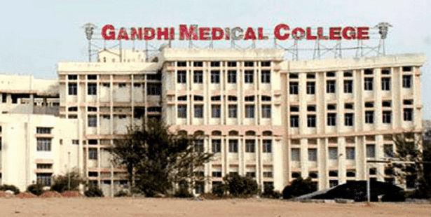 Coronavirus tension in Gandhi medical college