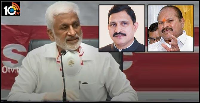 I am not corrupted anywhere, Will promise to Kanipakam, Venkanna, says Vijaysai reddy