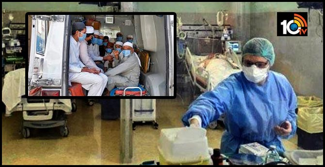 Covid-19 Cases Number Reaches to 6727 in India