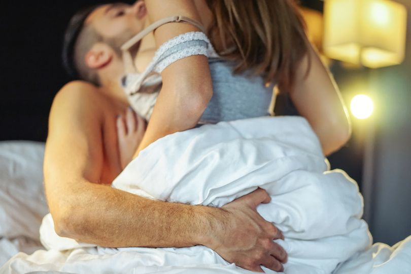 Coronavirus is not transmitted through sex - but kissing could be risky, study warns
