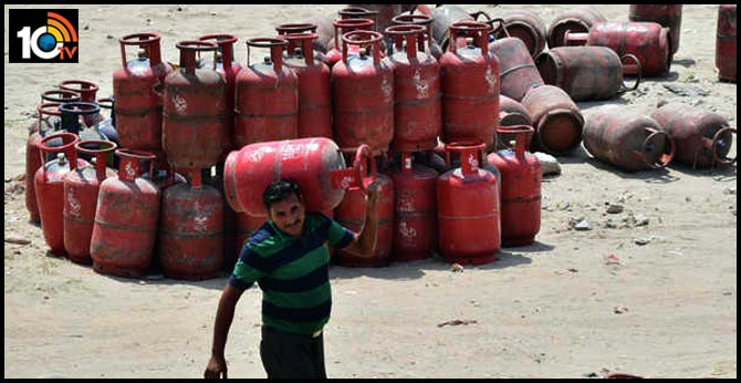 LPG cylinder prices cut by up to Rs 65,