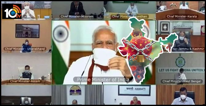 In Video Call With PM, Many Chief Ministers Ask For Extended Lockdown