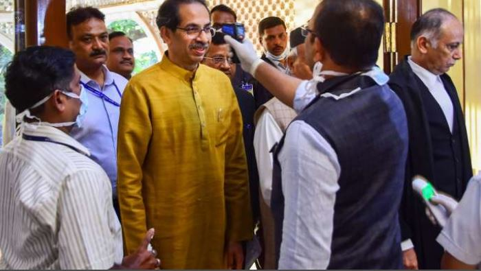 Female cop deployed at Uddhav Thackeray's residence tests positive for COVID-19
