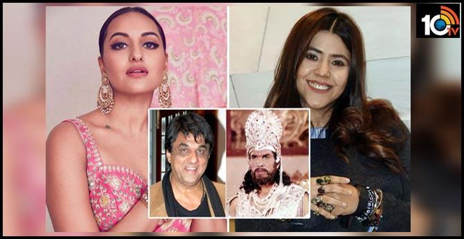 Mukesh Khanna Sensational Comments on Sonakshi Sinha