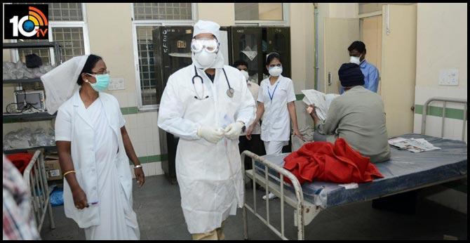 Nurses complain of misbehavior by quarantined coronavirus suspects