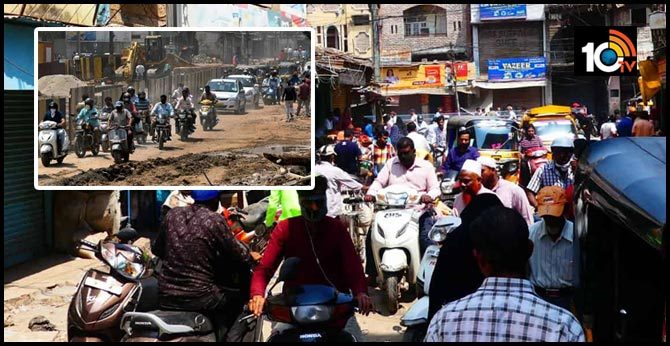 CORONA VIRUS IN TELANGANA Old City residents who do not comply with the regulations