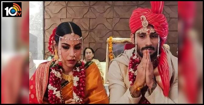 Prateik Babbar and Sanya Sagar's marriage in trouble?