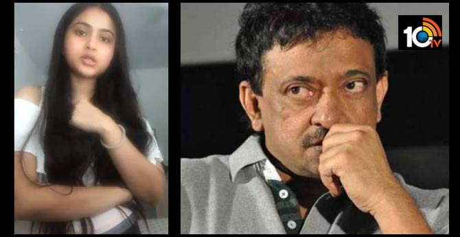 Hey if u are interested in acting,can u mail ur details :Ram Gopal Varma