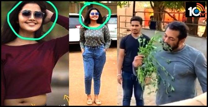 Salman Khan eat Grass Horse Farmhouse- Anupama Parameswaran's Facebook Account gets HACKED