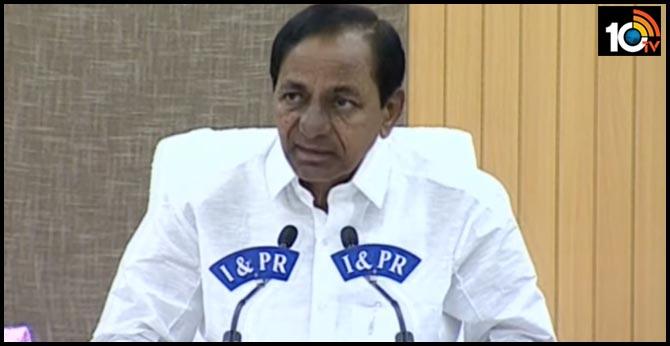 TS Chief Minister KCR Press Meet on  coronavirus Lockdown Rules