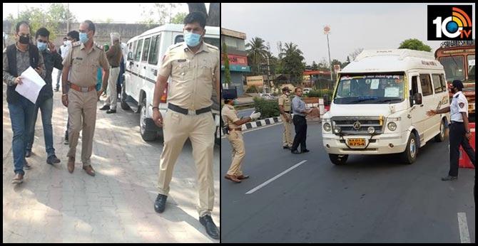 Tamil Nadu cops mistakenly stray into Karnataka, question Home Minister Bommai for lockdown violation