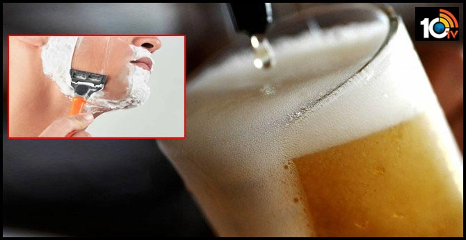 Three Men In Tamilnadu Mix Soft Drink with After Shave Lotion