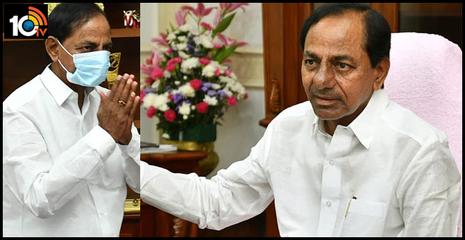 Telangana CM KCR special focus on red zone and containment areas