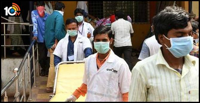 Tension Tension: Telangana corona @ 154 cases